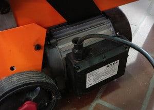 Holzspalter ASP 4N - Motor