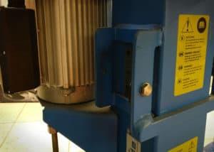 Holzspalter Güde Basic 6T/W - Motor
