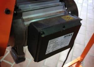 Atika ASP5N Holzspalter - Motor
