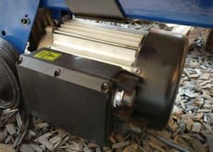 Scheppach Holzspalter HL450 - Motor