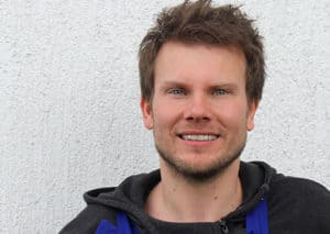 Porträt Chris Donner - Tester für Holzspalter