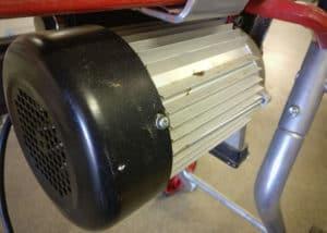 Al Ko KHS 5204 Holzspalter - Motor