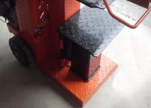 Holzspalter Benzin Atika11n - Spalttisch