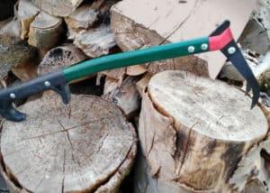 Ein Handsappie ist mit bis zu 80 Zentimetern Länge eher für kleinere Arbeiten gedacht.
